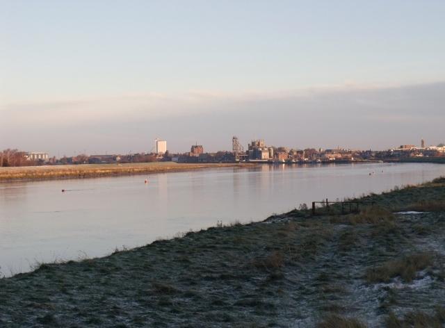 Jan 02 - high tide